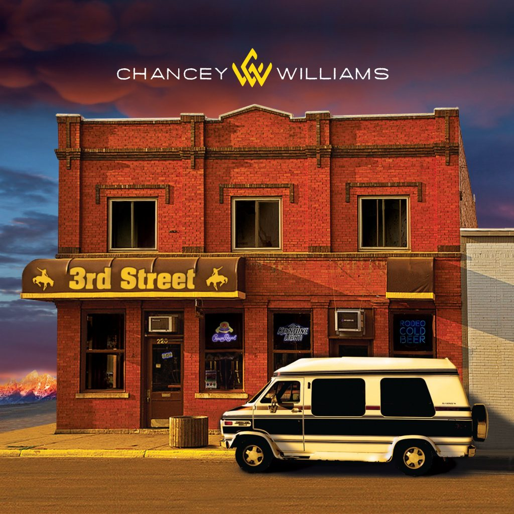 Chancey William's Album Third Street